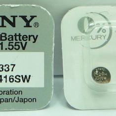 Baterie Sony 337 SR416SW baterie pentru microcasca japoneza!, NiMH
