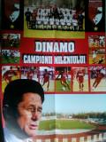 Dinamo Bucuresti - poster