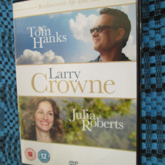 LARRY CROWNE - film DVD cu Tom HANKS si Julia ROBERTS (original din ANGLIA, in stare impecabila!!!) - Film romantice, Engleza