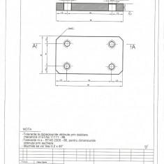 Proiect placa rigidizare - Certificare