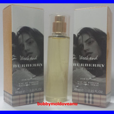 TESTER FIOLA DAMA BURBERRY WEEKEND - 40ML - Parfum femeie Burberry, Altul