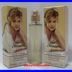 TESTER FIOLA DAMA LACOSTE POUR FEMME - 40ML - Parfum femeie Lacoste, Apa de parfum