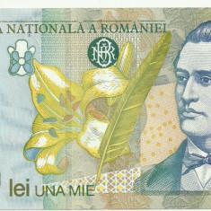 ROMANIA 1000 1.000 LEI 1998 [2] VF+