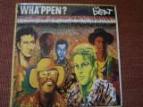 The beat Wha'ppen album disc vinyl lp muzica rock new wave ska dub reggae 1981, VINIL