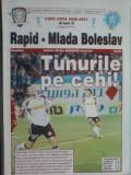 Rapid Bucuresti-Mlada Boleslav (23 noiembrie 2006)