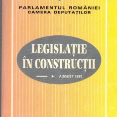 Legislatie in constructii, Alta editura