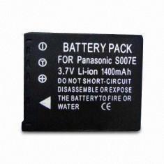 Baterie acumulator Panasonic S007E 1400mAh, Li-ion