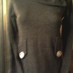 Pulover gri - Pulover dama, Marime: Marime universala