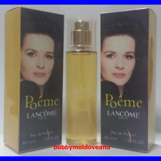TESTER FIOLA DAMA LANCOME POEME - 40ML - Parfum femeie Lancome, Altul
