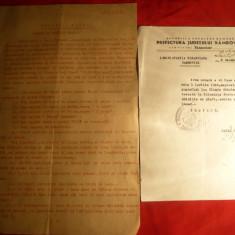 Act de Nationalizare ( rechizitie) a unei Tipografii, cu Anexa 1948 Targoviste - Diploma/Certificat