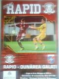 Rapid Bucuresti-Dunarea Galati (9 noiembrie 2013)