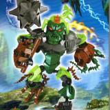 Robot OGRUM tip lego, soldatul stelelor, jucarie constructiva, DECOOL 10303 - Jocuri Seturi constructie