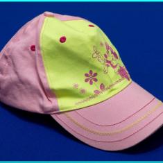 Sapca / sepcuta fetite, roz, cu Minnie Mouse, DISNEY → fete | 54 cm