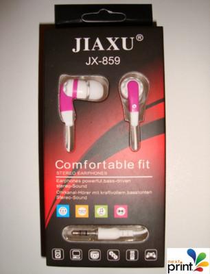 OKAZIE!!! Mini casti audio, Tip DOP, stereo, jack 3.5 mm, pentru ( mp3, mp4, CD, DVD, PSP, Laptop, Calculator, iphone, Nokia - calitate la pret redus! foto