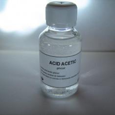 ACID ACETIC glacial. Ideal pentru fabricarea esentelor de PARFUM