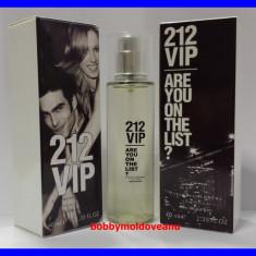 TESTER FIOLA PARFUM BARBAT CAROLINA HERERRA 212 VIP - 40ML - Parfum barbati, Altul