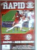 Rapid Bucuresti-ACS Berceni (27 noiembrie 2013)