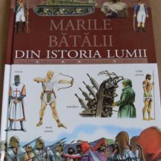 GIORGIO BERGAMINO - MARILE BATALII DIN ISTORIA LUMII: DE LA KADESH { 1285 i. H.} PANA LA SARAJEVO {1992-1996 d. H.}