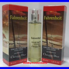 TESTER FIOLA PARFUM BARBAT CHRISTIAN DIOR FAHRENHEIT - 40ML - Parfum barbati Christian Dior, Altul