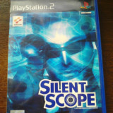 JOC PS2 SILENT SCOPE PAL ORIGINAL / STOC REAL / by DARK WADDER