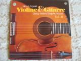 LP Niccolo Paganini - Violine & Gitarre ( vinyl )