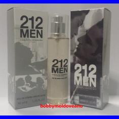TESTER FIOLA PARFUM BARBAT CAROLINA HERRERA 212 MEN - 40ML - Parfum barbati, Altul