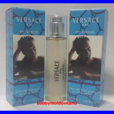 TESTER FIOLA VERSACE MAN EAU FRAICHE - 40 ML BARBAT - Parfum barbati Versace, Apa de parfum