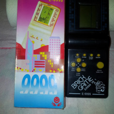 Joc Tetris Clasic 9999 in 1 Brick Game Pentru dezvoltarea gandirii logice - Jocuri Game Boy