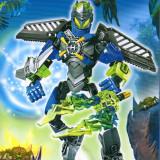 Robot SURGE tip lego, soldatul stelelor, jucarie constructiva, DECOOL 10304 - Jocuri Seturi constructie