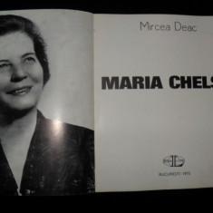 Mircea Deac , Maria Chelsoi (1975), Alta editura
