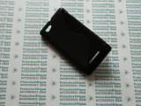 Husa protectie bumper gel TPU seria S-LINE SONY XPERIA M C1904 C1905 !, Negru