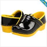 Pantofi SANITA Clogs - Pantofi Dama, Femei - Piele Naturala - 100% AUTENTIC