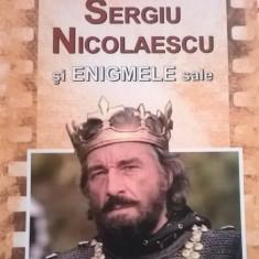 SERGIU NICOLAESCU SI ENIGMELE SALE GRID MODORCEA 2013 306P CINEMATOGRAFIA ROMÂNĂ