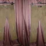 Pantaloni Moschino Jeans 100% originali - Pantaloni dama, Marime: L, Culoare: Bej, Lungi, Catifea