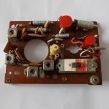 PLACA CU PIESE DE LA RADIO ZEFIR ! ELECTRONICA ! - Aparat radio