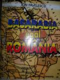 ION Pavelescu, Basarabia egal Romania, 2001