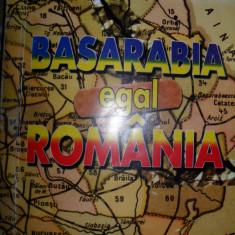 ION Pavelescu, Basarabia egal Romania, 2001 - Istorie