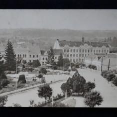 RPR - Zalau - Piata Libertatii - Carte Postala Crisana dupa 1918