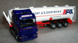 Herpa SCANIA 420 cisterna AK logistiks KLAASEN 1:87