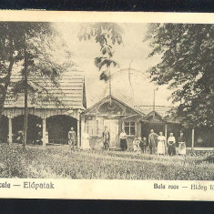 CARTE POSTALA* VALCELE*BRASOV* Baia rece - Carte Postala Transilvania dupa 1918, Circulata, Fotografie