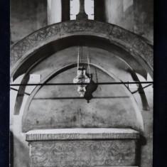 RPR - Manastirea Putna - Mormantul lui Stefan cel Mare