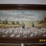 Ulei pe panza - Pictor roman