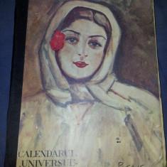 CALENDARUL UNIVERSUL 1938, Alta editura