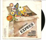 Rosu si negru expres   vinil vinyl ep single