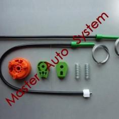 Kit reparatie macara geam Peugeot 307 cc coupe cabriolet (03-08) stanga spate