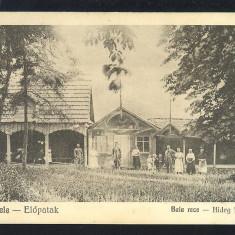 CARTE POSTALA* VALCELE*BRASOV* Baia rece - Carte Postala Transilvania dupa 1918, Necirculata, Fotografie
