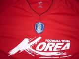Tricou fotbal KOREA de SUD, L, Rosu, Nationala