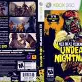 Joc original Red Dead Redemption Undead Nightmare pentru consola XBOX360 - Jocuri Xbox 360, Actiune, Toate varstele, Multiplayer