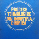 PROCESE TEHNOLOGICE IN INDUSTRIA CHIMICA - V. PARAUSANU - Carte Chimie