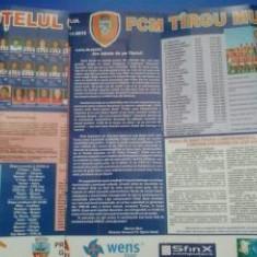 Otelul Galati-FCM Tg.Mures (29 aprilie 2012) - Program meci